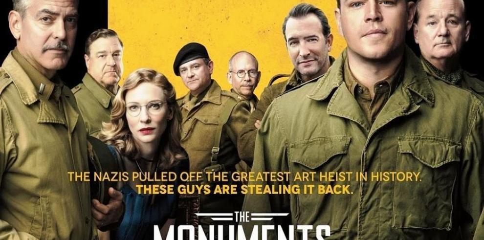 'Operación monumento', el regreso deGeorge Clooney
