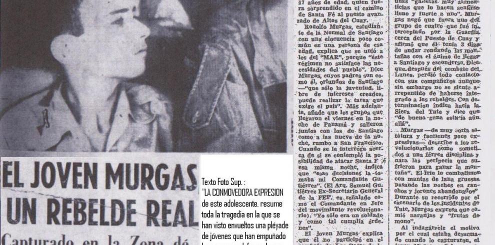 'Fulo' Murgas: 'El Guerrillero Solitario'