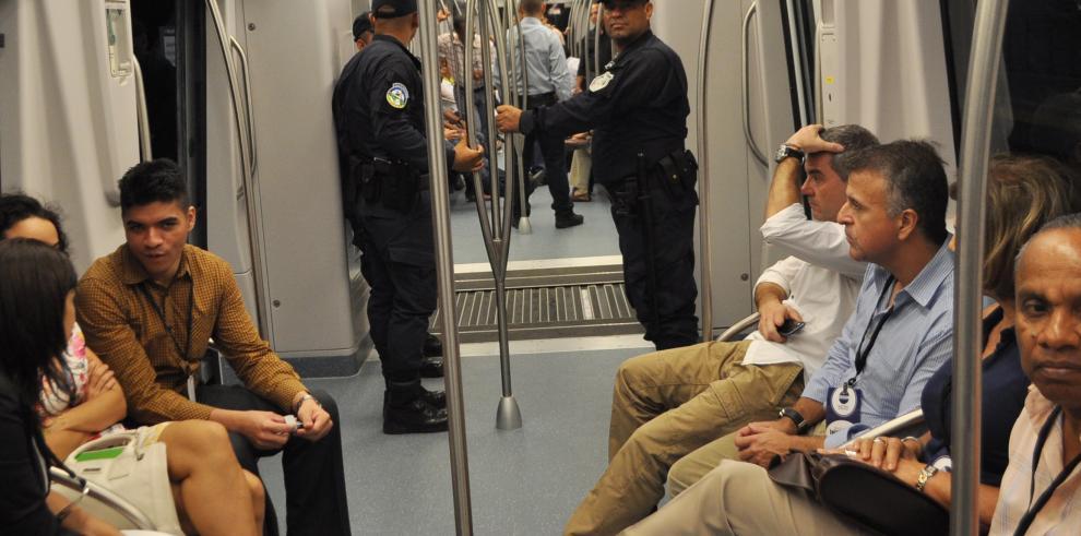Bebby Valderrama reconoce que el metro es una obra positiva