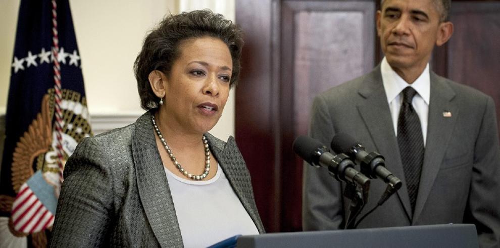Obama nomina a Loretta Lynch como próxima secretaria de Justicia de EE.UU.