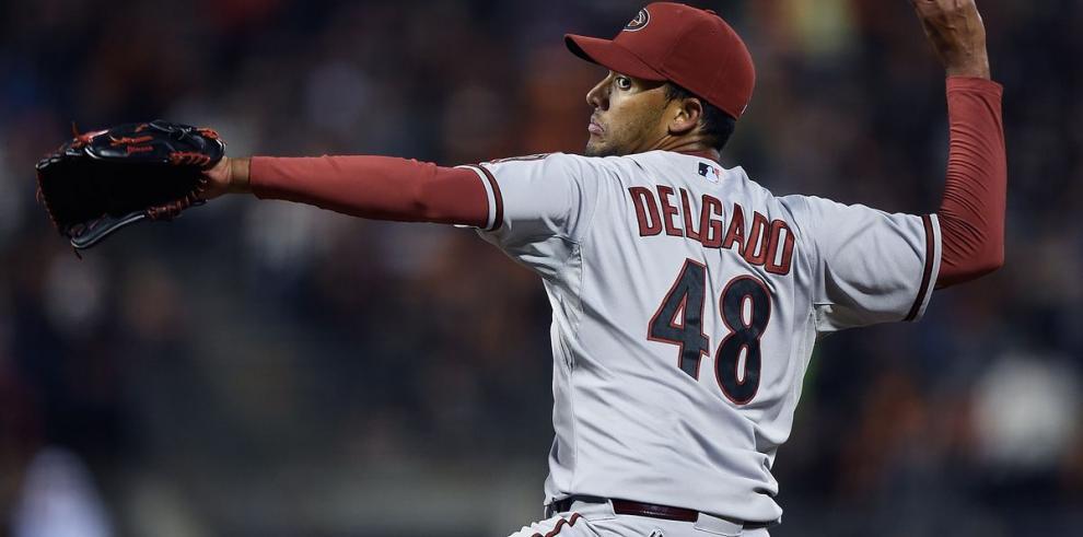 Diamondbacks colocan a Randall Delgado en el bullpen