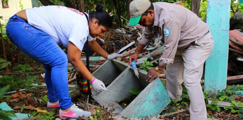 San Miguelito reporta mil casos de dengue