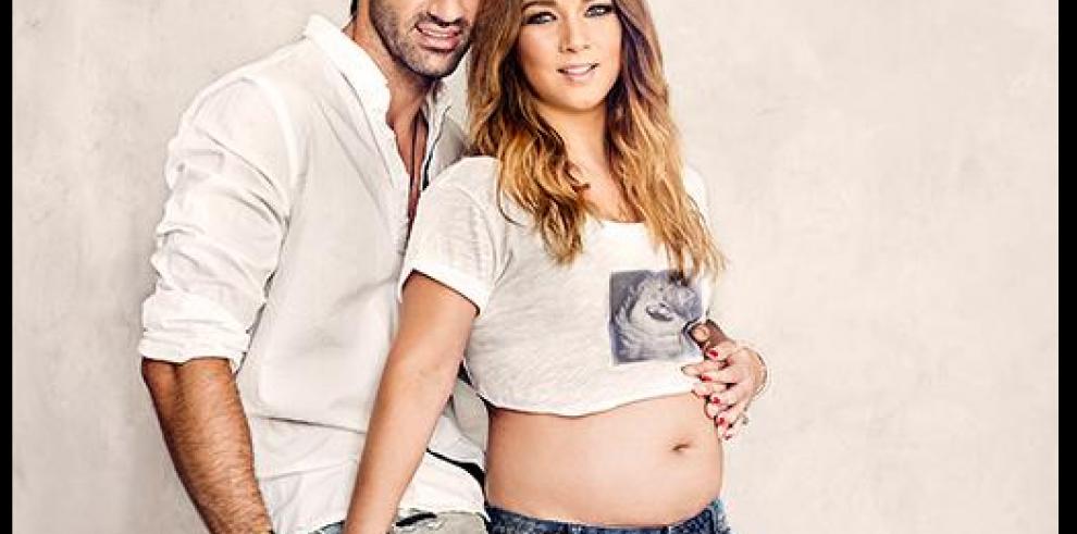 Adamaris López espera su primer hijo