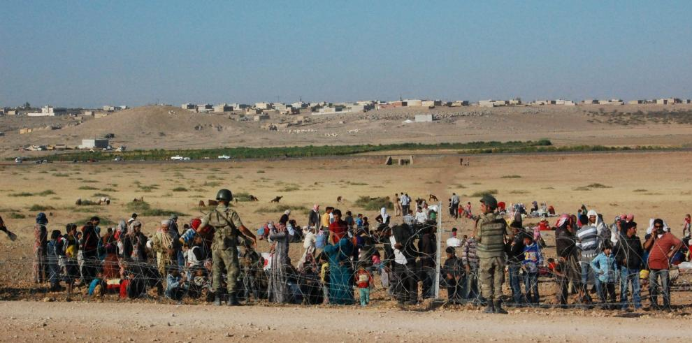 El Kurdistán iraquí pide protección internacional para población kurda siria