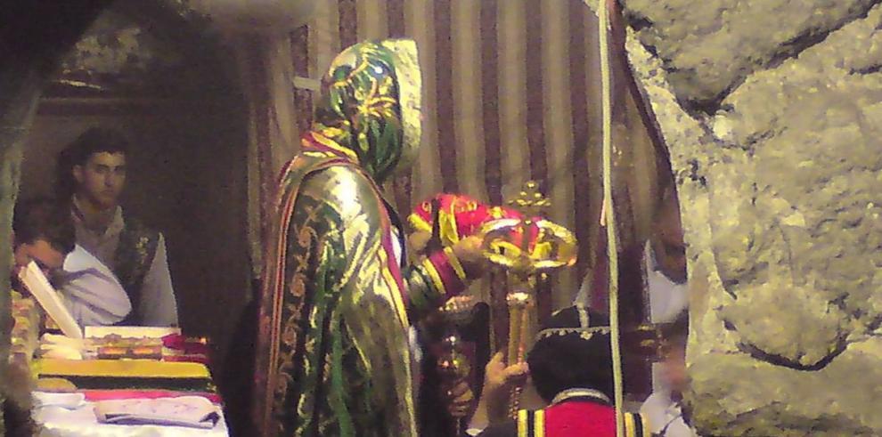 La increíble resurrección del pueblo arameo