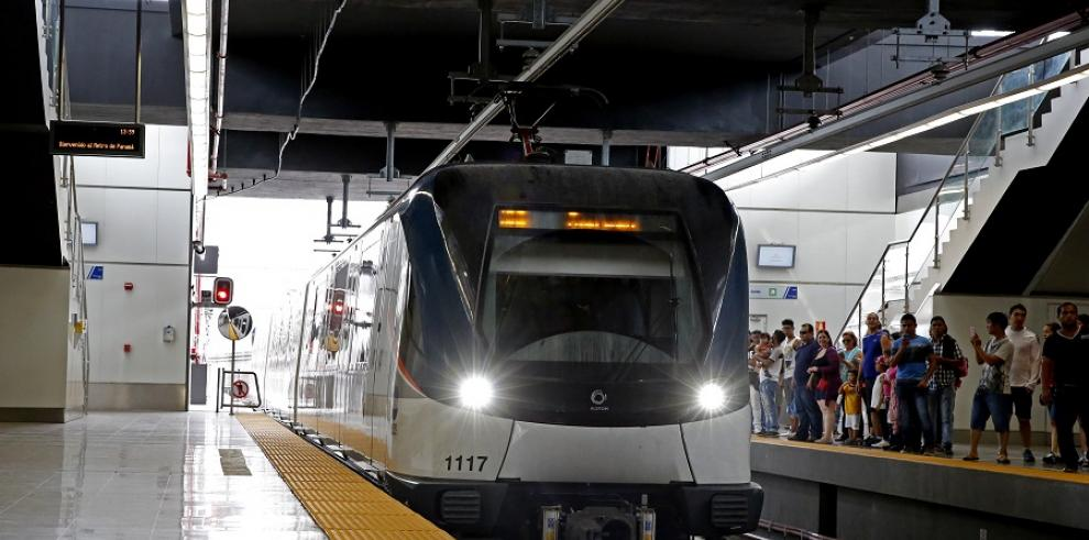 Horario especial en el Metro de Panamá