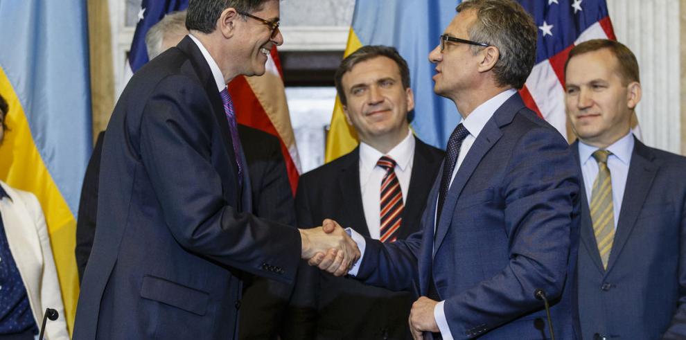Ucrania pide ayuda para pagar la deuda externa
