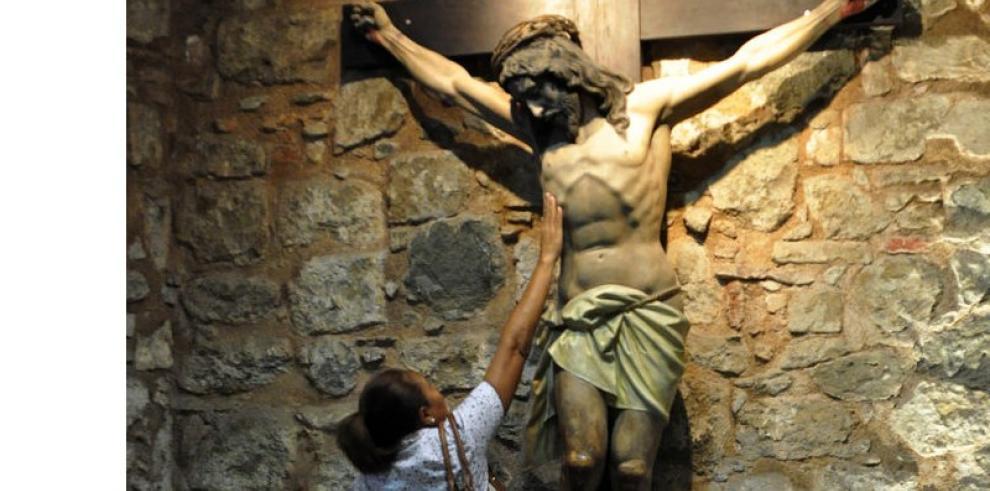 Visitas de Jueves Santo
