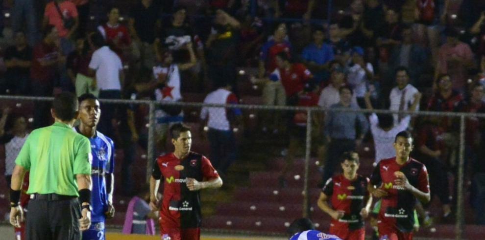 Árabe Unido, eliminado de Concachampions tras caer 0-2 contra Alajuelense