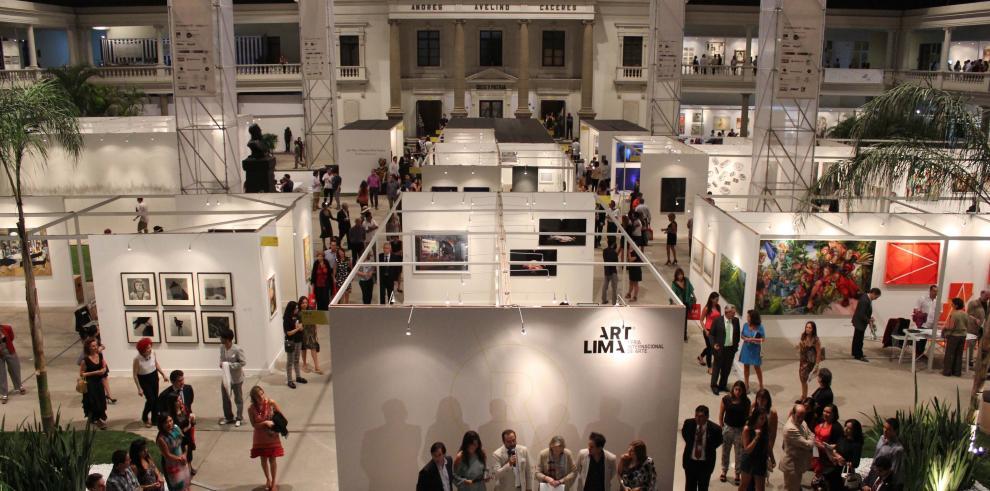 El arte revuelve a Lima este año