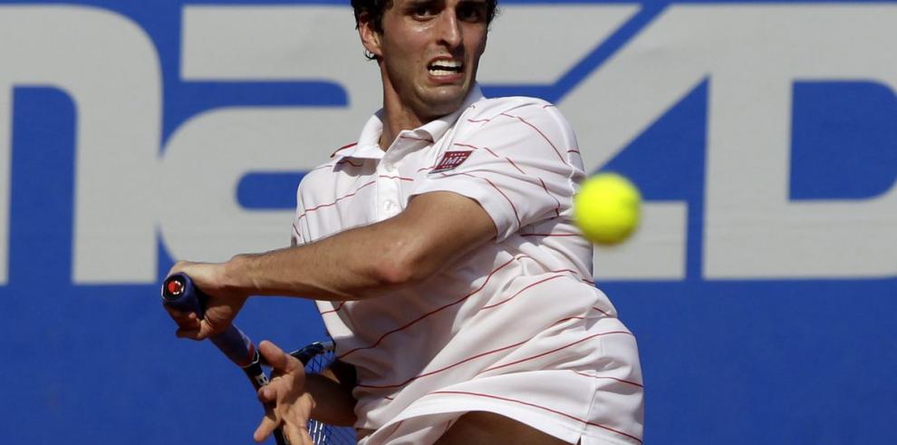 Albert Ramos se mantiene firme en el ATP Challenger 'Visit Panamá'