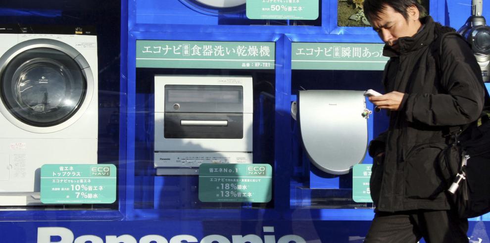 Ventas de Panasonic se incrementan en 6% hasta marzo