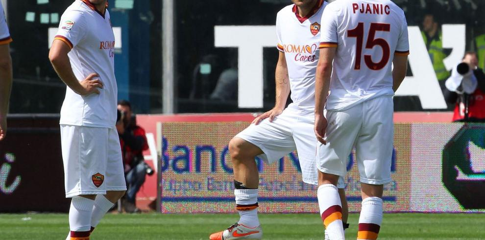 La Roma aspira a vencer al campeón