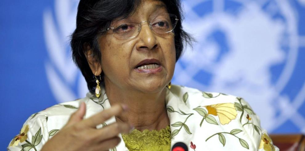 La ONU condena la limpieza étnica y religiosa del EI