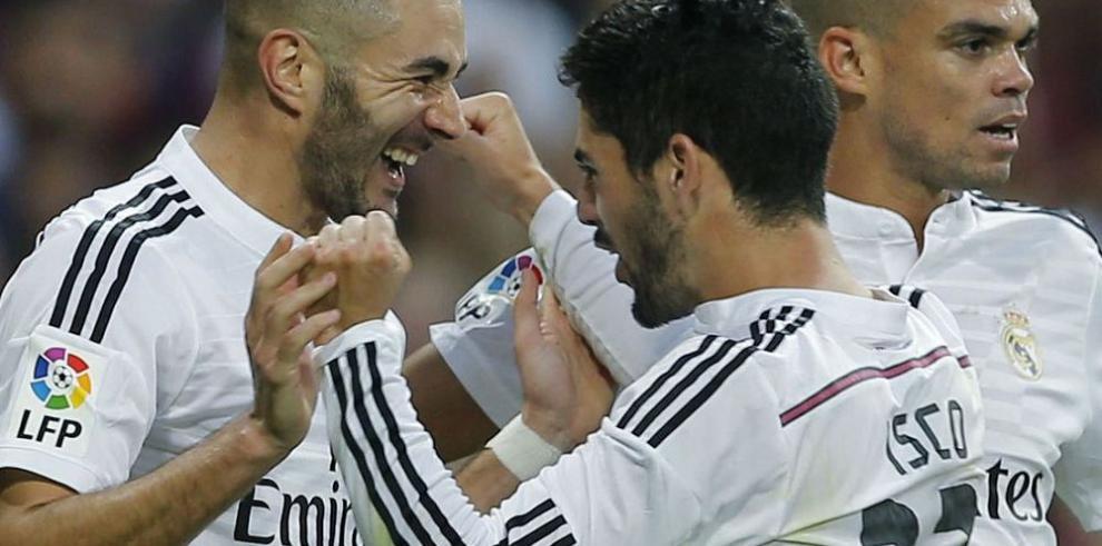Real Madrid, listo para afrontar Copa del Rey
