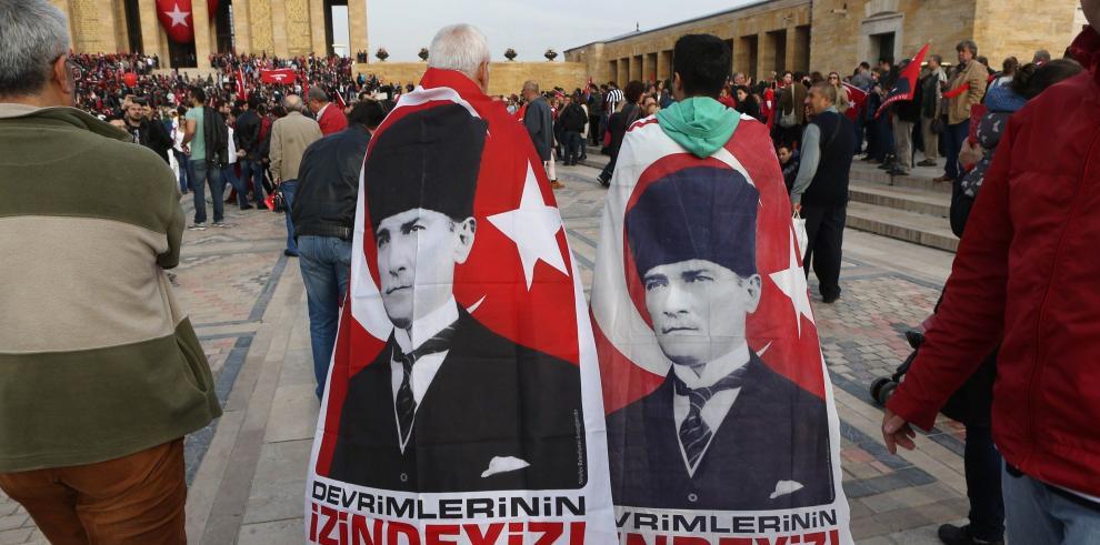 Turquía celebra 91 años de vida republicana