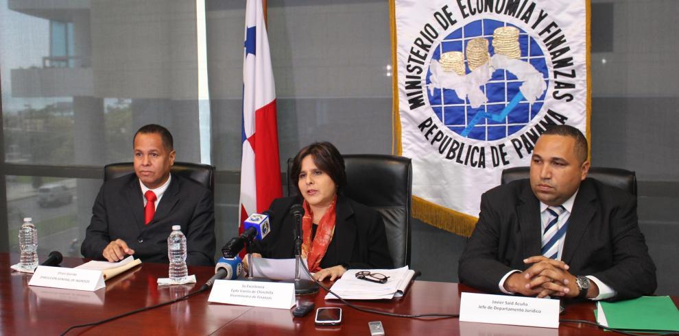 MEF prevé recaudar más de B/. 100 millones en moratoria fiscal