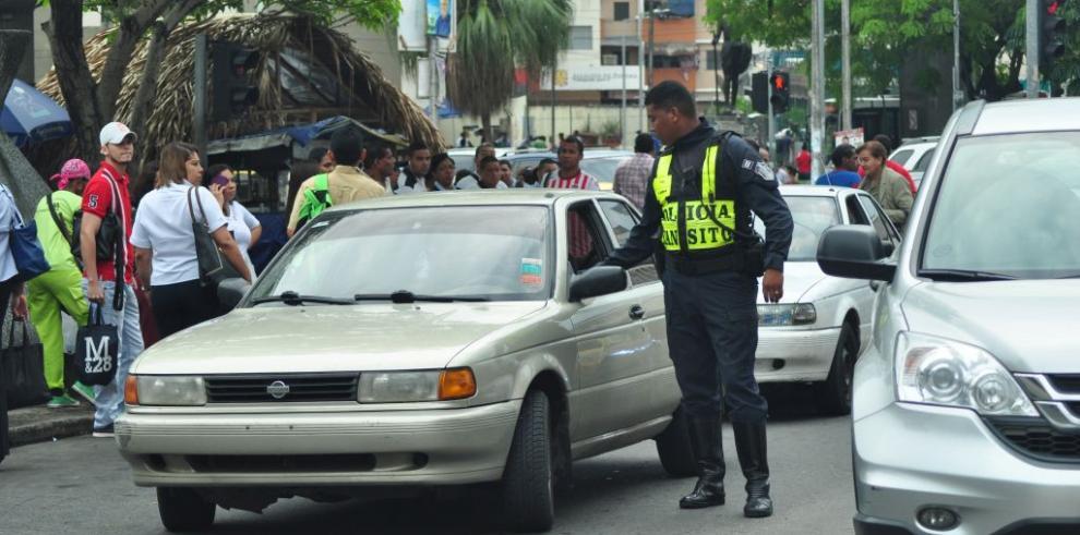 ATTT usará sistema electrónico para multas de tránsito