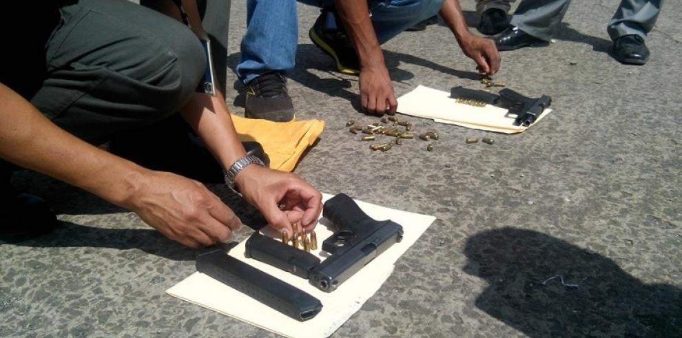 PN decomisa 390 paquetes de droga en Panamá Oeste