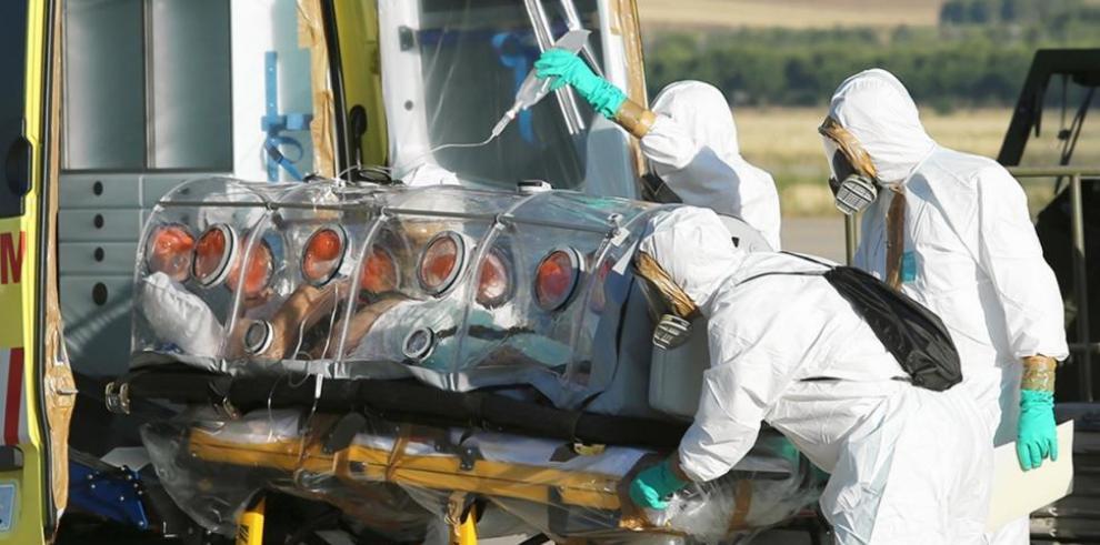 Infectados con ébola de los Estados Unidos parecen recuperarse más rápido