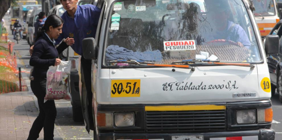 Sistemas de transportes más peligrosos del mundo para las mujeres