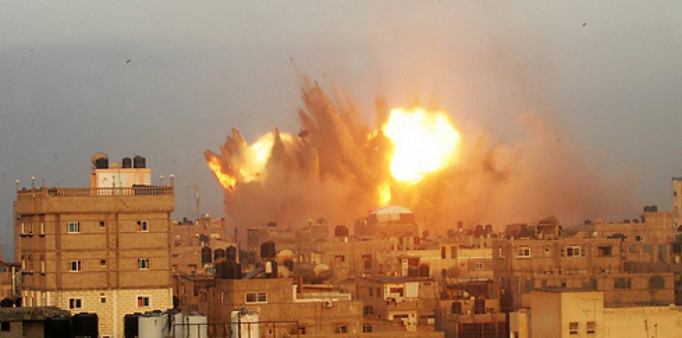 Respiro humanitario en Gaza, ataque en Jerusalén