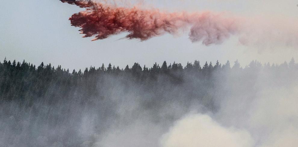 Incendio en Yosemite, casi controlado tras quemar 1900 hectáreas