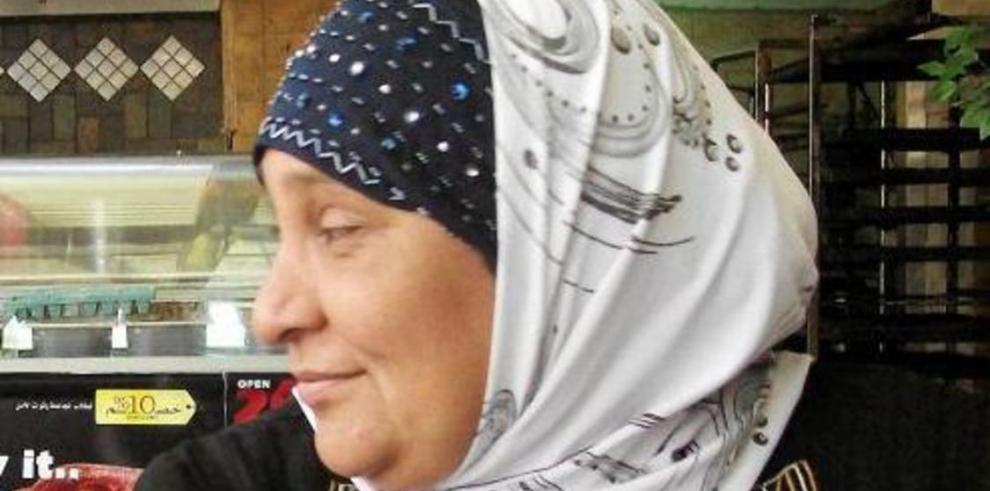 Candanedo, un médico panameño en zona de conflicto