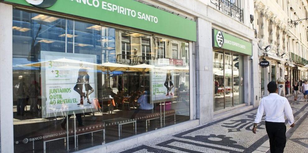 SBP interviene banco del grupo Espíritu Santo