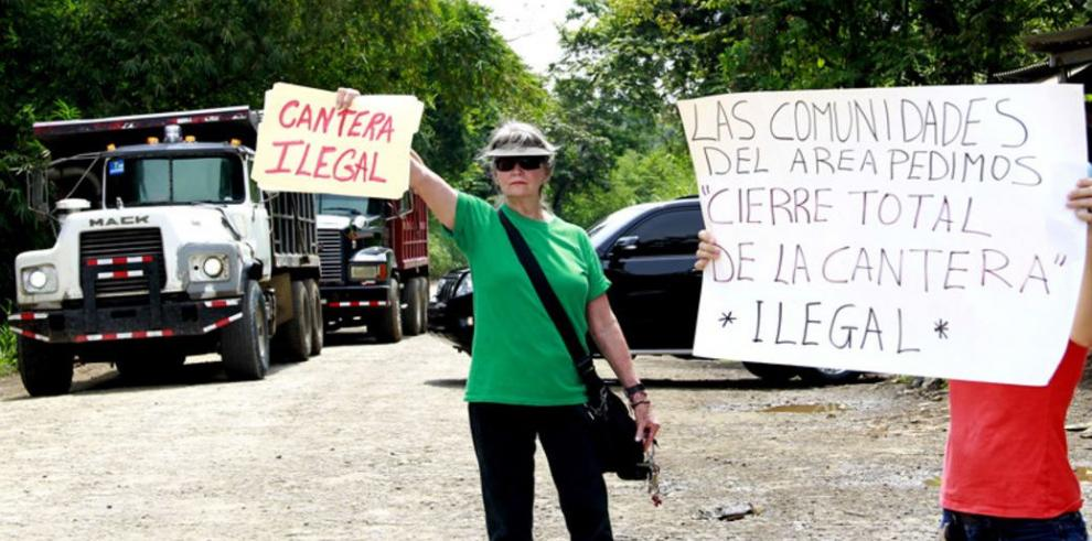 Suspenden operación en cantera de Cárdenas