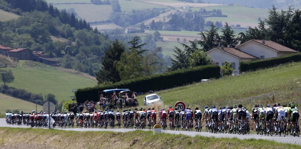 Dani Navarro abandona el Tour de Francia