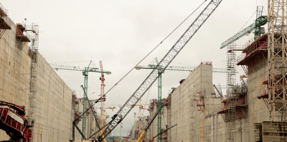 Sindicato convoca a paro de trabajos de ampliación del Canal