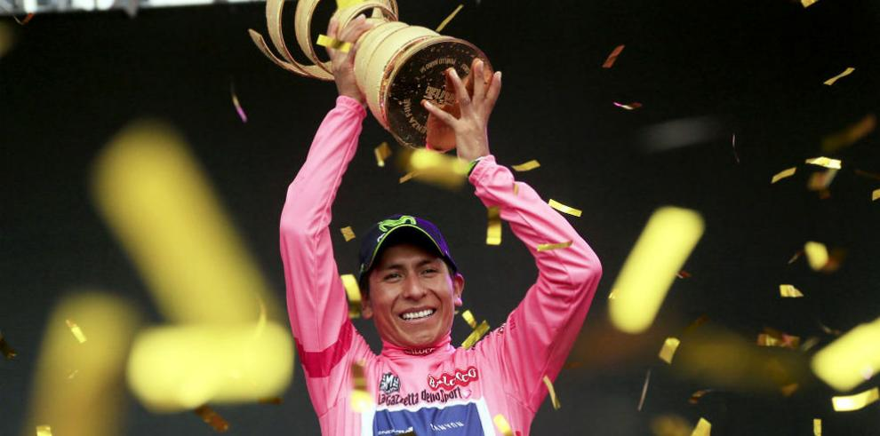 Movistar piensa en Quintana para el Tour