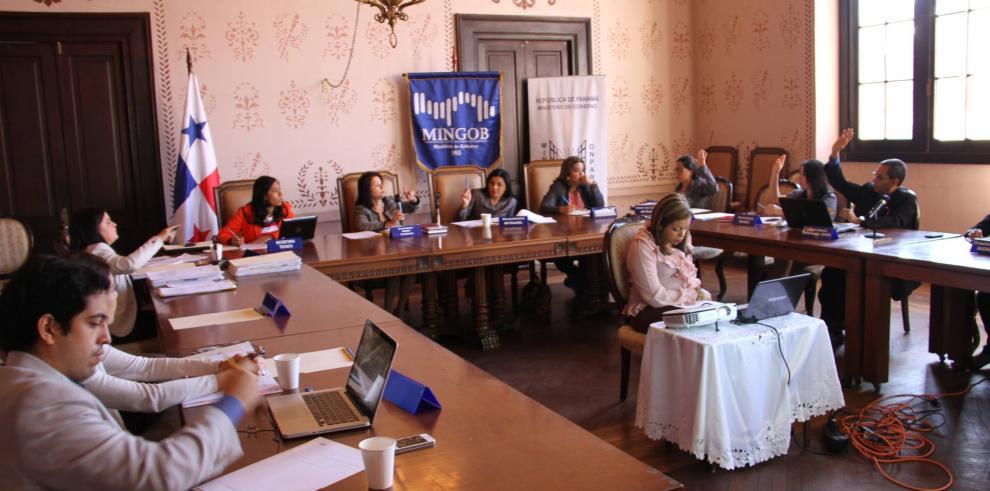 Mingob analiza solicitudes de refugiados en el país