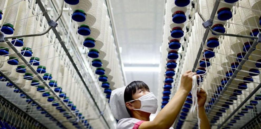 El PIB chino crece un 7.3 %