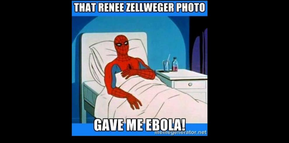 Memes del cambio radical de Renée Zellweger