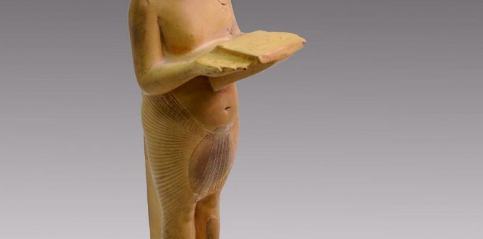 Egipto recupera una pieza faraónica gracias a un testamento
