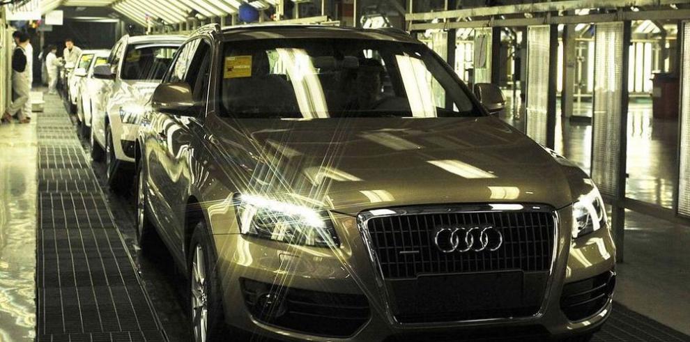 Audi cerró septiembre con 159,950 entregas