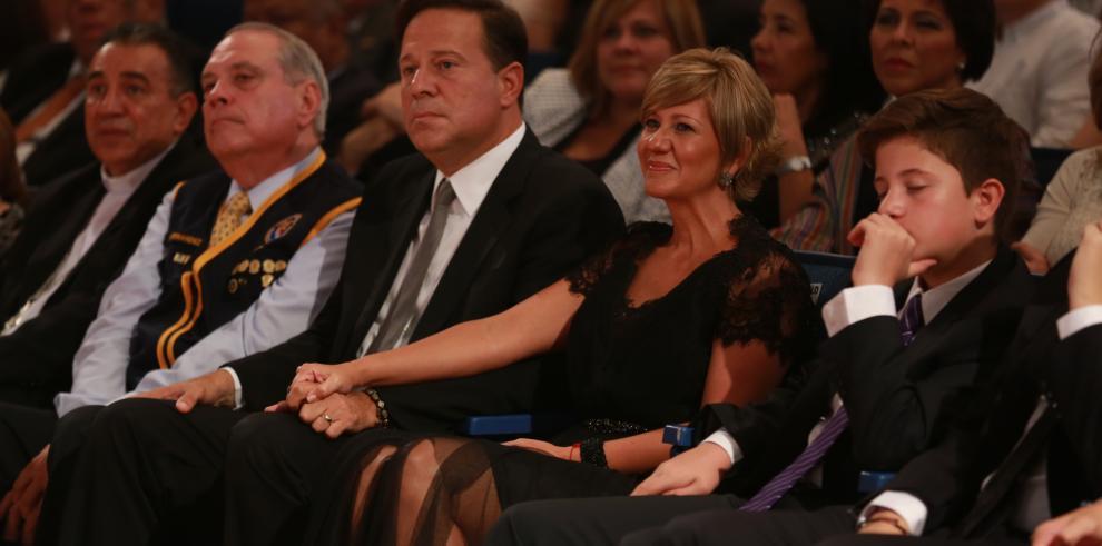Juan Carlos Varela es proclamado presidente electo de Panamá
