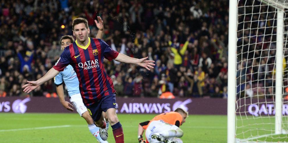 Messi firmará en los próximos días la mejora de su contrato con el Barcelona