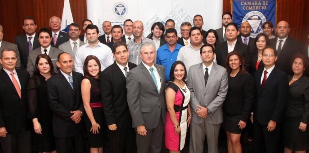 Nuevos miembros de la CCIAP