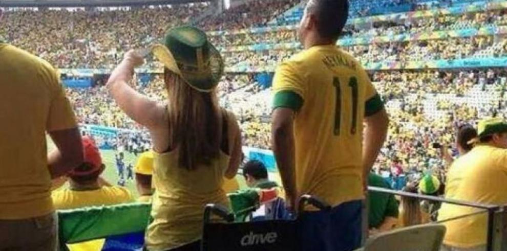 Milagro en partido del Mundial