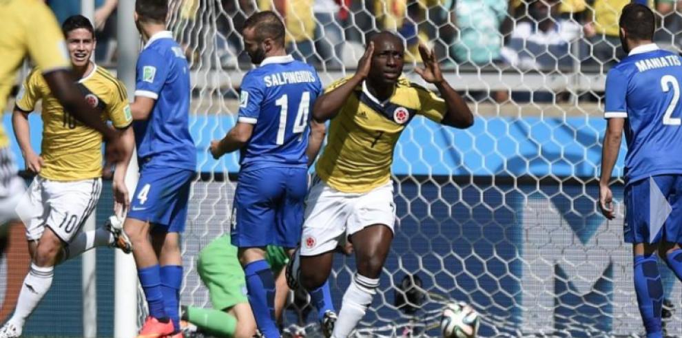 Colombia sería ahora número uno en clasificación de la Fifa