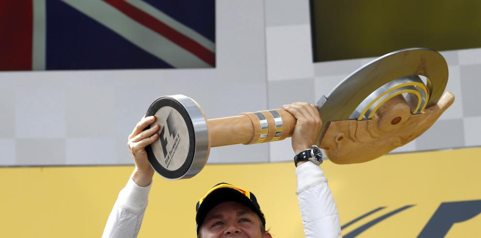 Nico Rosberg ganóelGran Premio de Austria y es líder de Fórmula Uno