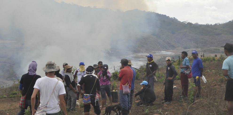 Indígenas Ngäbes se preparan para frenar proyecto hidroeléctrico