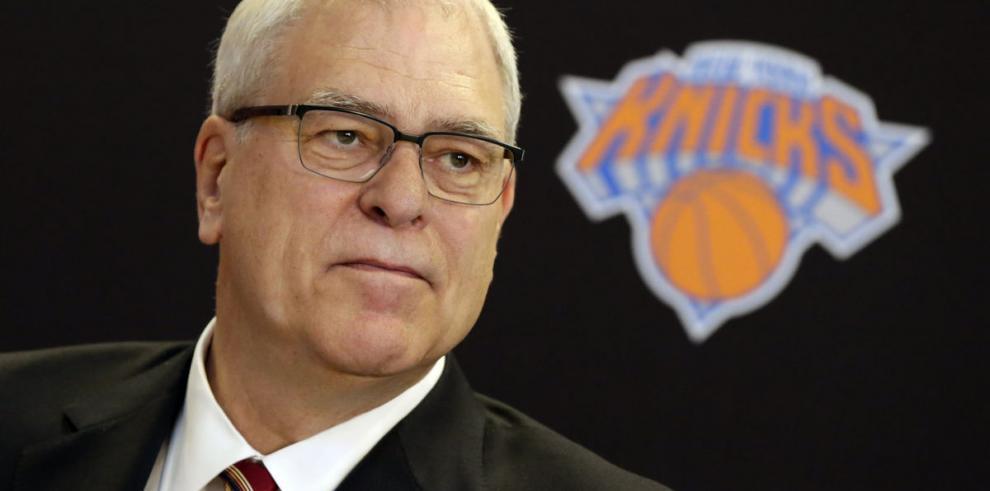 Phil Jackson regresa a los Knicks de Nueva York
