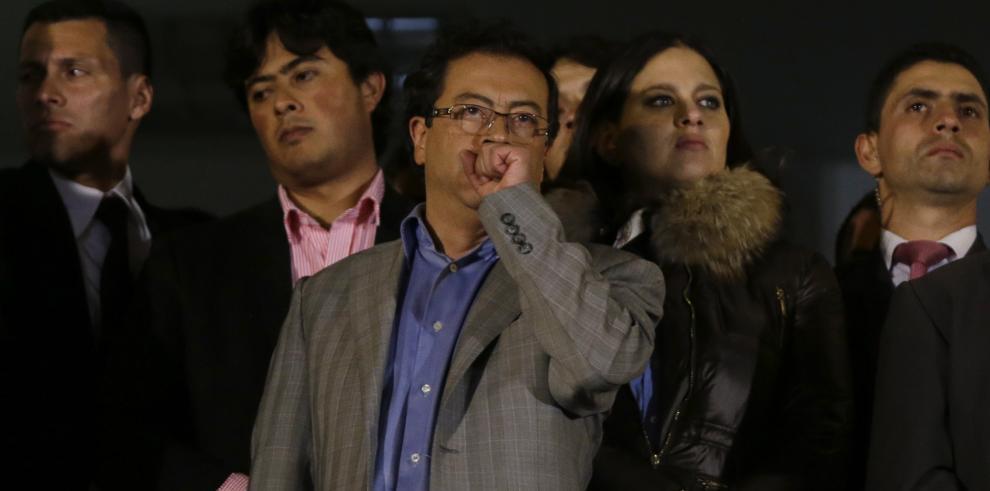 El alcalde destituido de Bogotá pide una Asamblea Nacional Constituyente