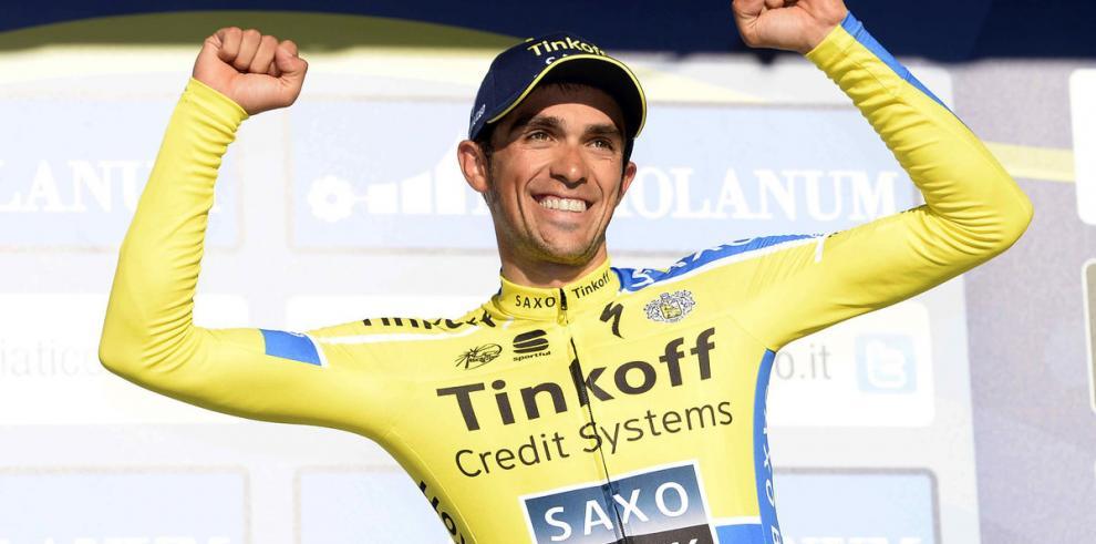 Contador gana Tirreno-Adriático; Quintana lo escoltó