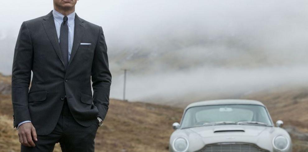 James Bond en la Ciudad Eterna