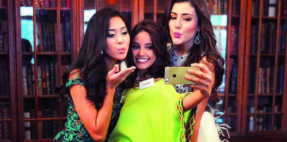Latinas afrontan con optimismo el Miss Mundo
